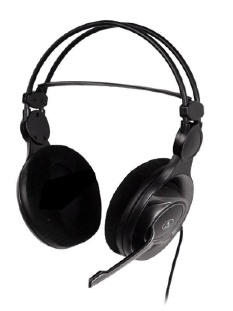 Casti A4TECH Stereo Gaming, microfon pe casca, control volum pe fir, 'HS-100'