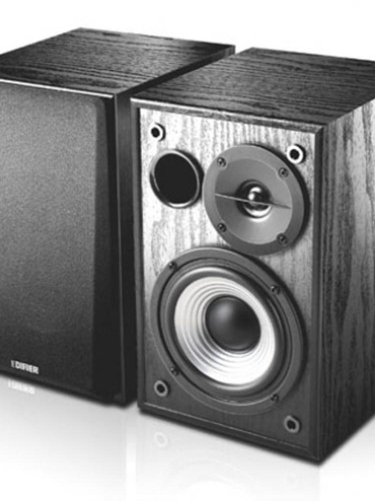 BOXE 2.0 EDIFIER, RMS: 24W (12W x 2), volum, bass 'R980T' (include timbru verde 1 leu)