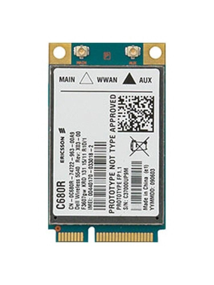 Dell Wireless 5540 HSPA Mobile Broadband Mini-Card 3G