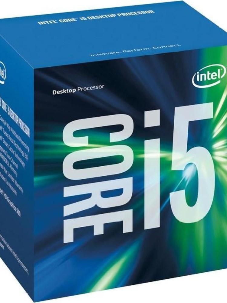 CPU INTEL skt. 1151  Core i5 Ci5-6400, 2.7GHz, 6MB   'BX80662I56400'