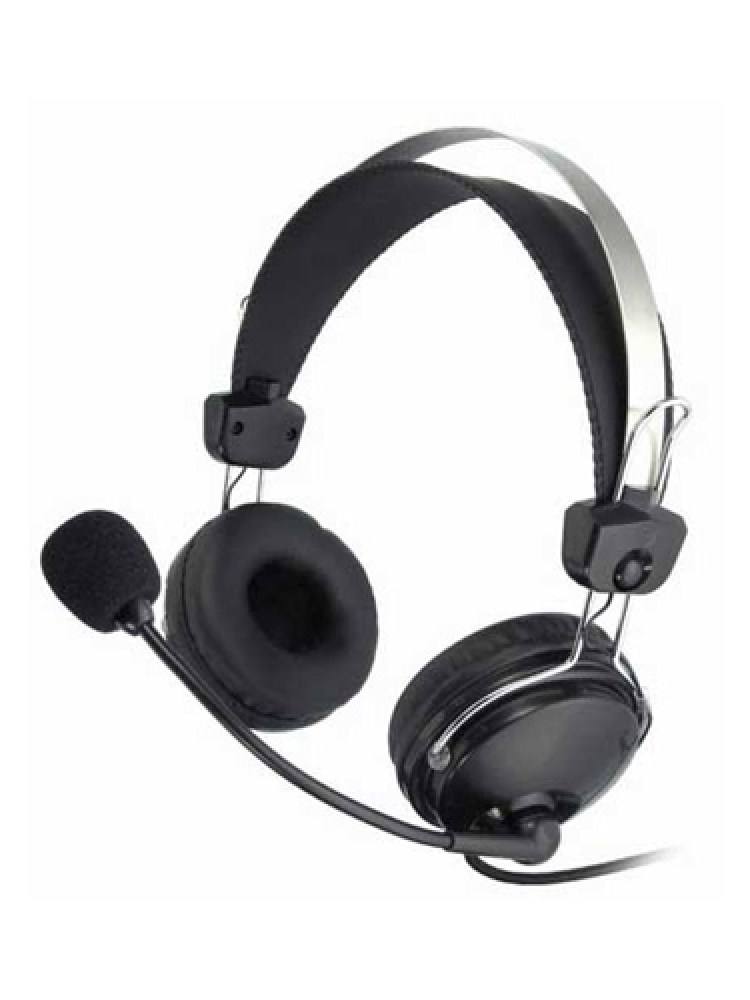 Casti A4TECH  Comfortfit  microfon pe casca, control volum pe fir, 'HS-7P'    EAN 4711421695787