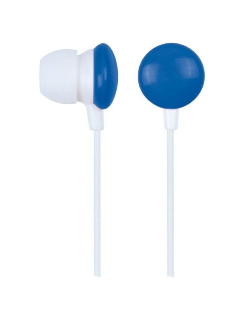 Casti  interne -  plastic, blue, GEMBIRD 'MHP-EP-001-B'