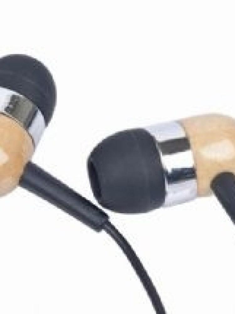 Casti  interne - metal/lemn, GEMBIRD 'MP3-EP08'