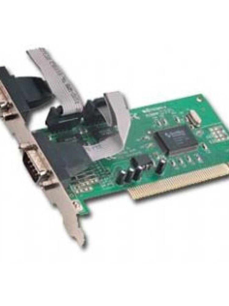 Card PCI  adaptor la 2 x SERIAL RS232  GEMBIRD  'SPC-1'