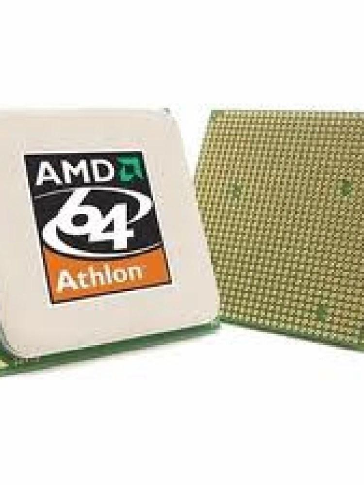 PROCESOR: AMD; ATHLON 64; 3500; 2.2 GHz; socket: AM2; REF