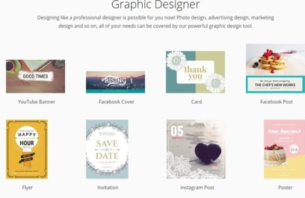 FotoJet Graphic Designer