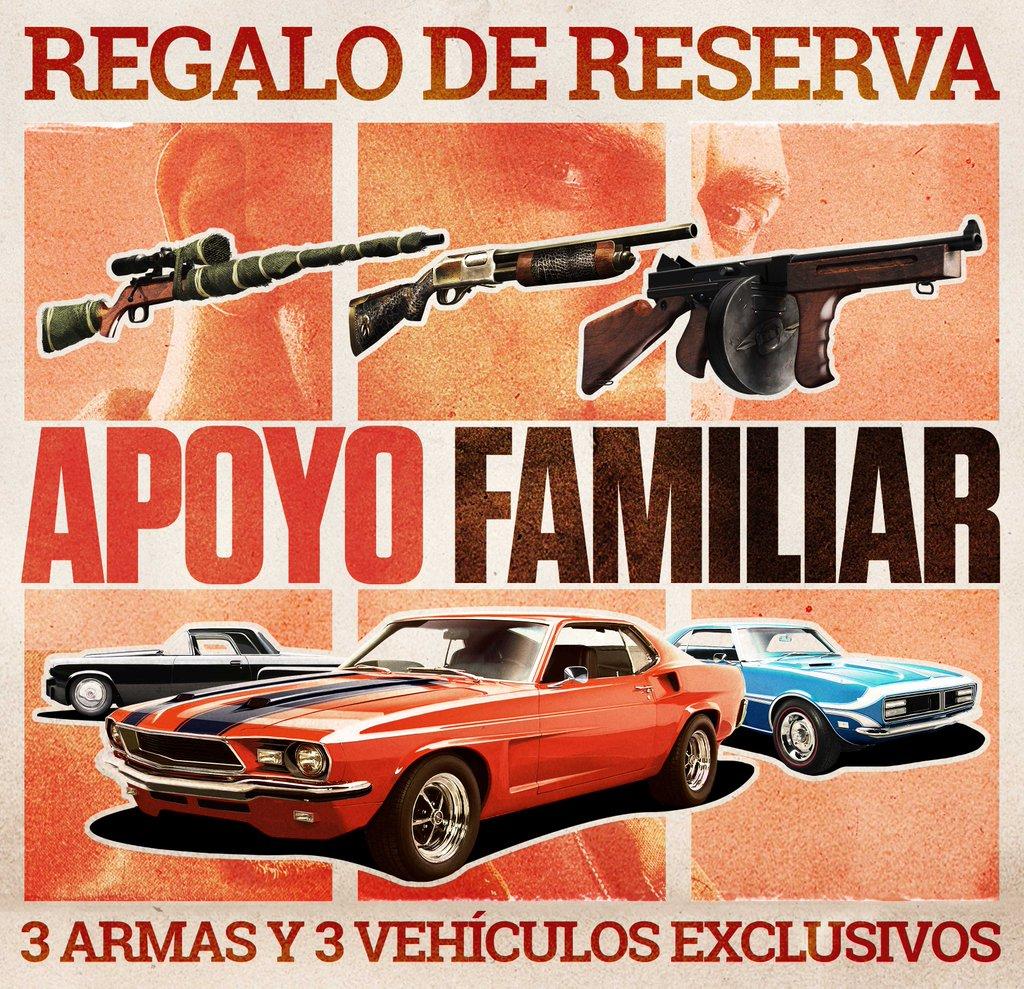 reserva mafia III