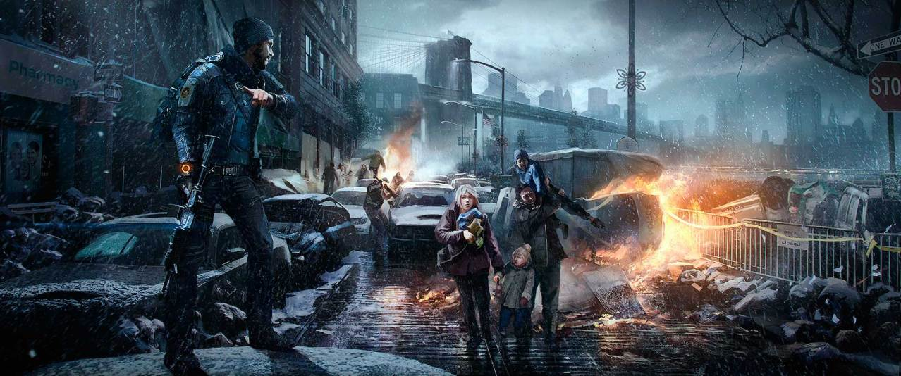 the division analisis