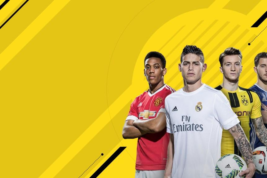 FIFA 17 BAN