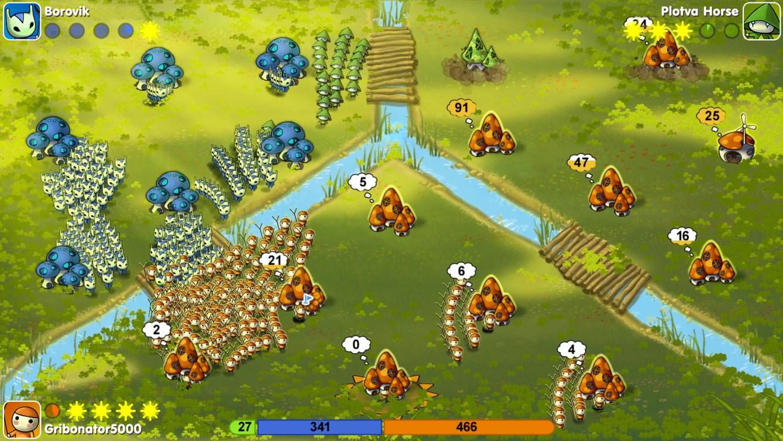 Mushroom Wars (1)