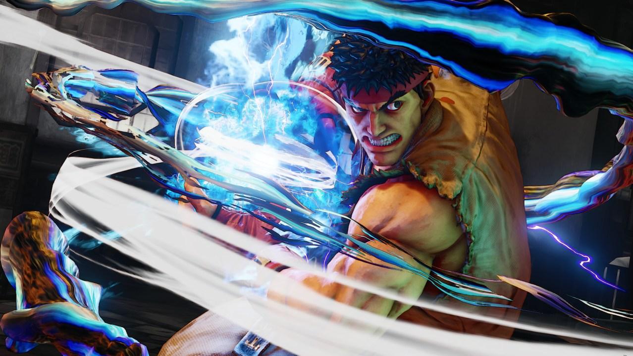Street Fighter V v1