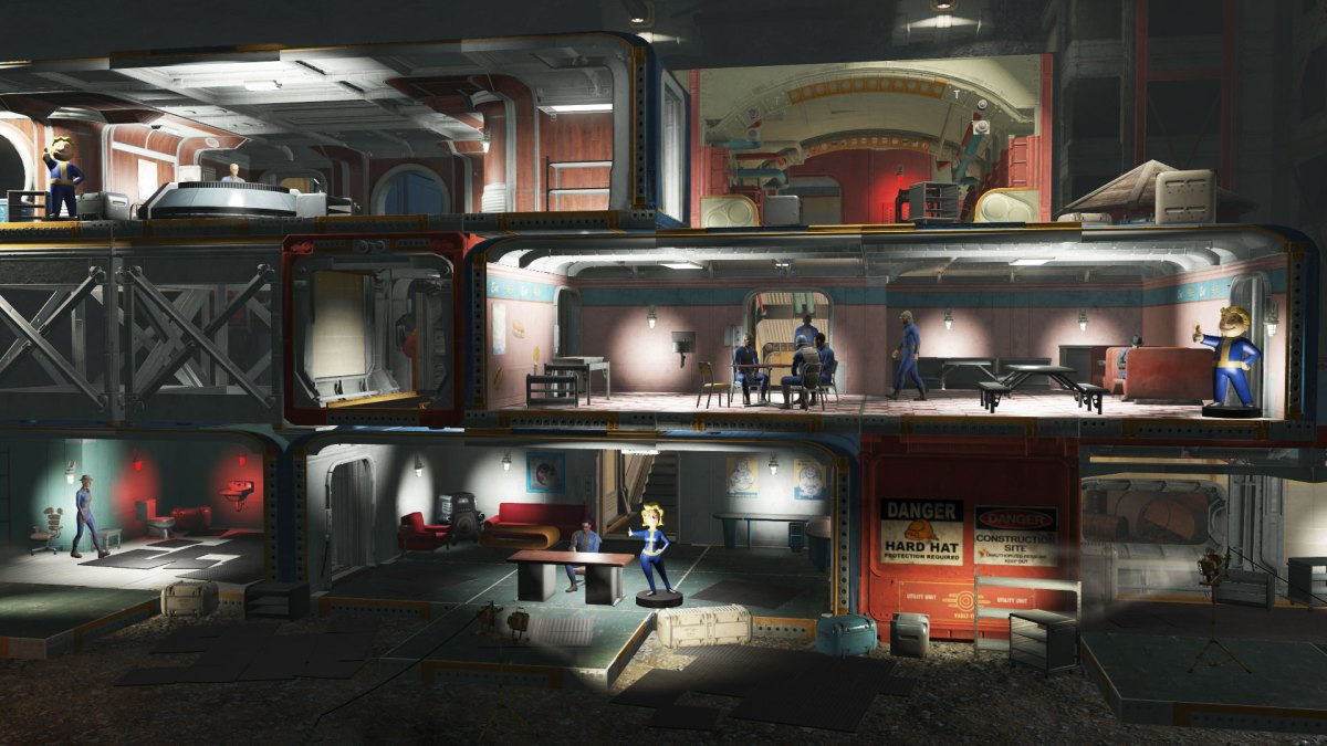 Vault-Tec Workshop fallout 4
