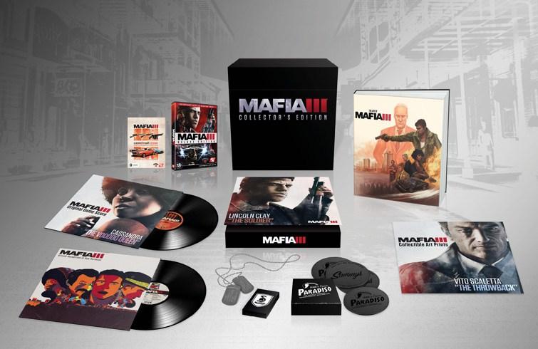 mafia iii edicion coleccionista