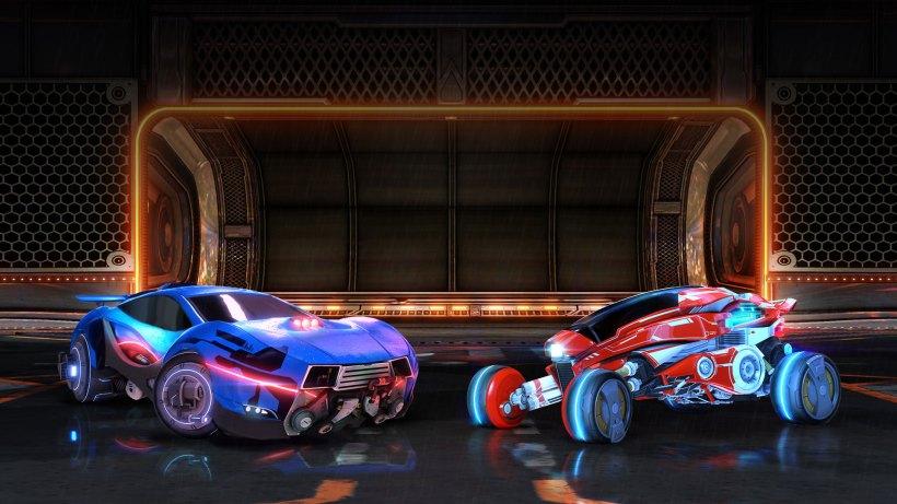 neo tokyo cars rocket league