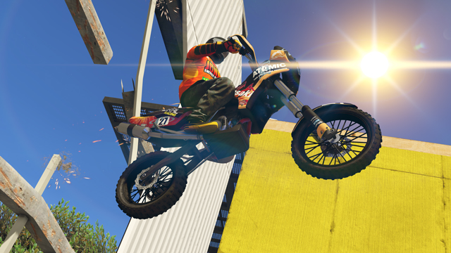 Cunning Stunts 6