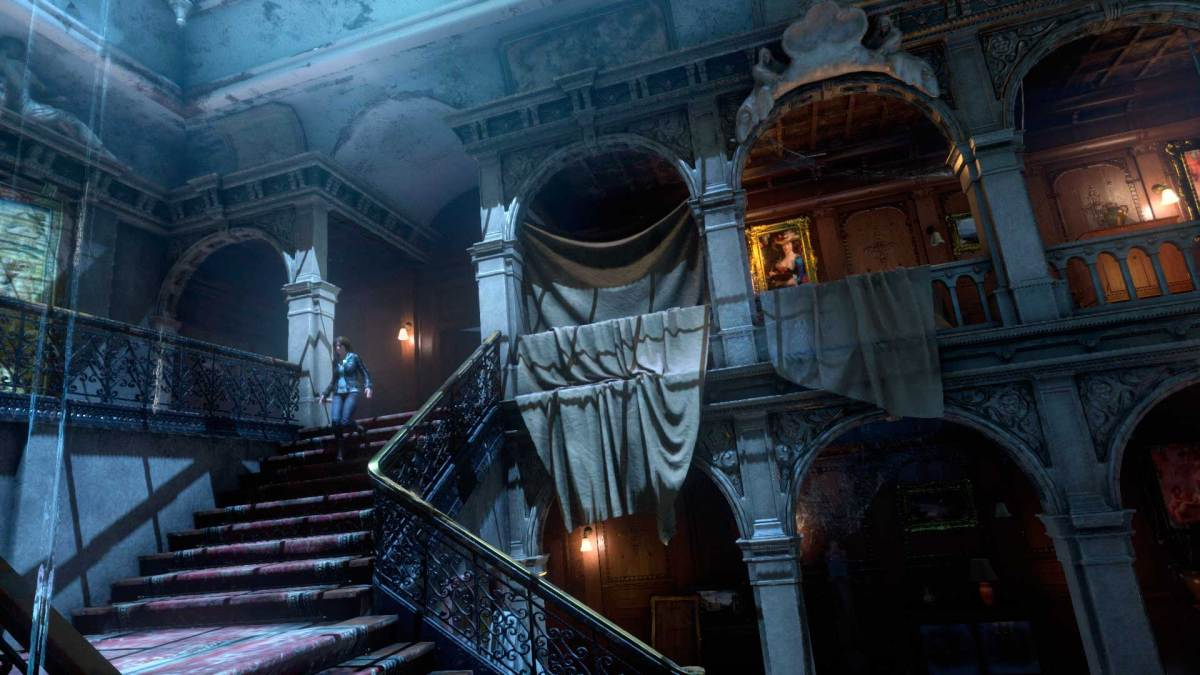 mansion rise of the tomb raider