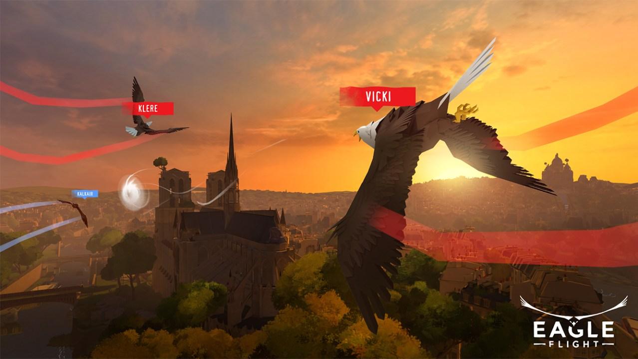 Eagle Flight 2