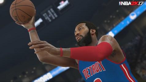 NBA 2K17 Andre Drummond