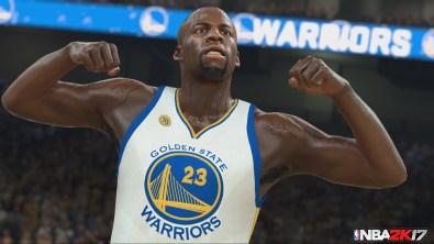 NBA 2K17 Draymond Green