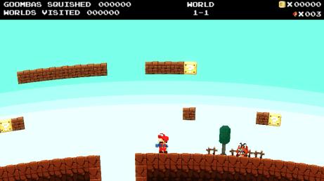 No Mario's Sky (3)
