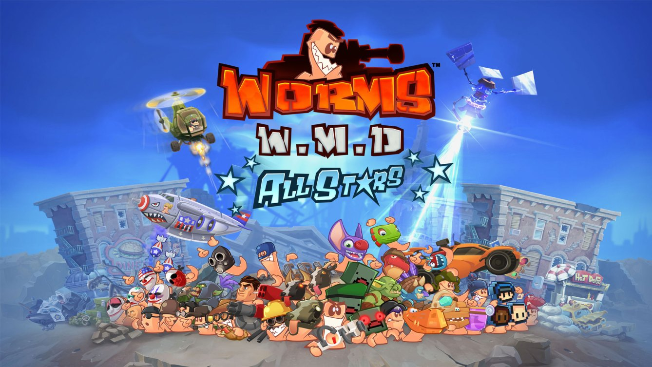 Worms W.M.D ALL-STARS (8)