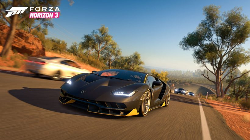 forza horizon 3 gamescom