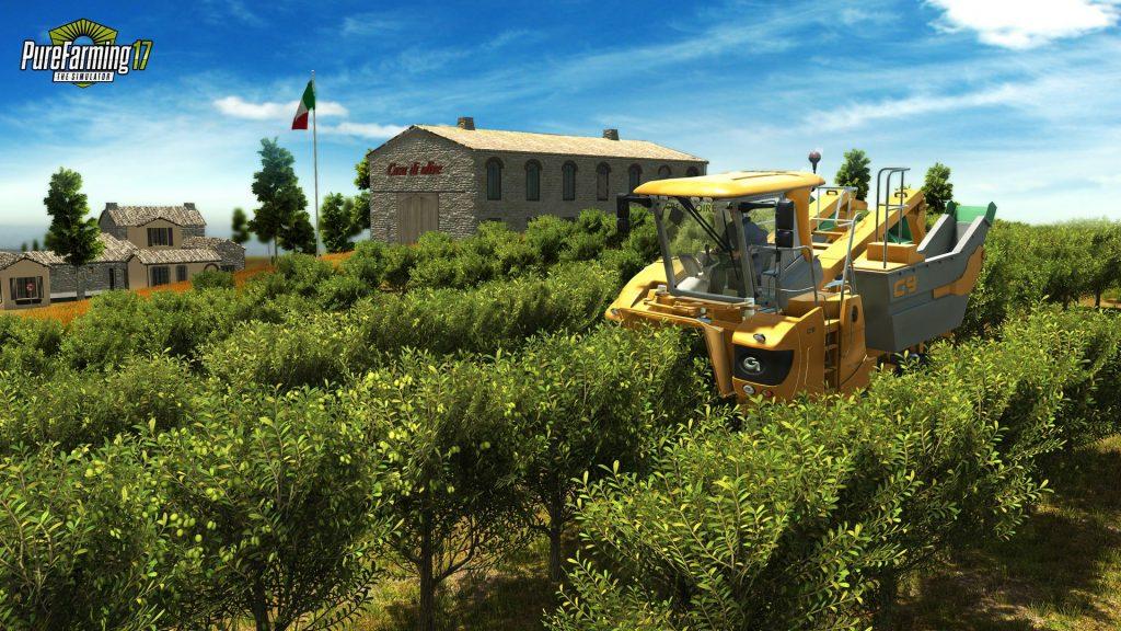 pure farming 17 the simulator 2
