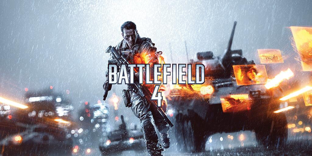 Battlefield 4 ban