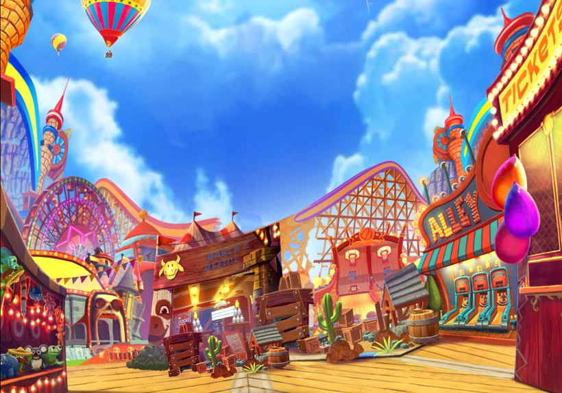 Carnival Games VR 1