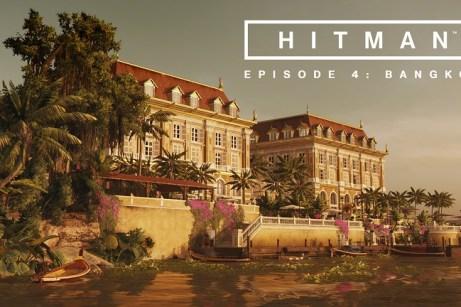 HITMAN Episodio 4 Bangkok