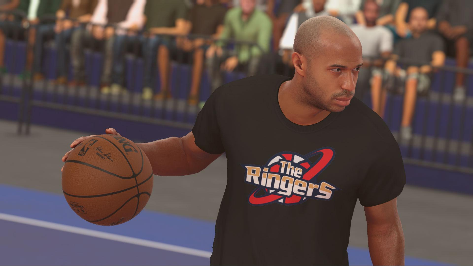 Henry NBA 2K17 2