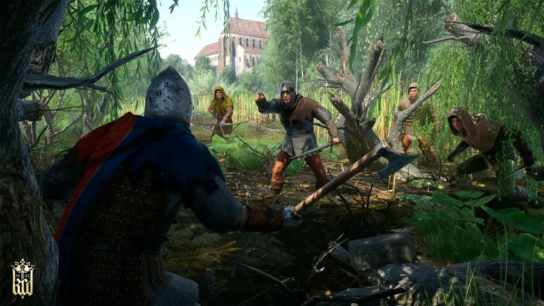 combate de Kingdom Come Deliverance