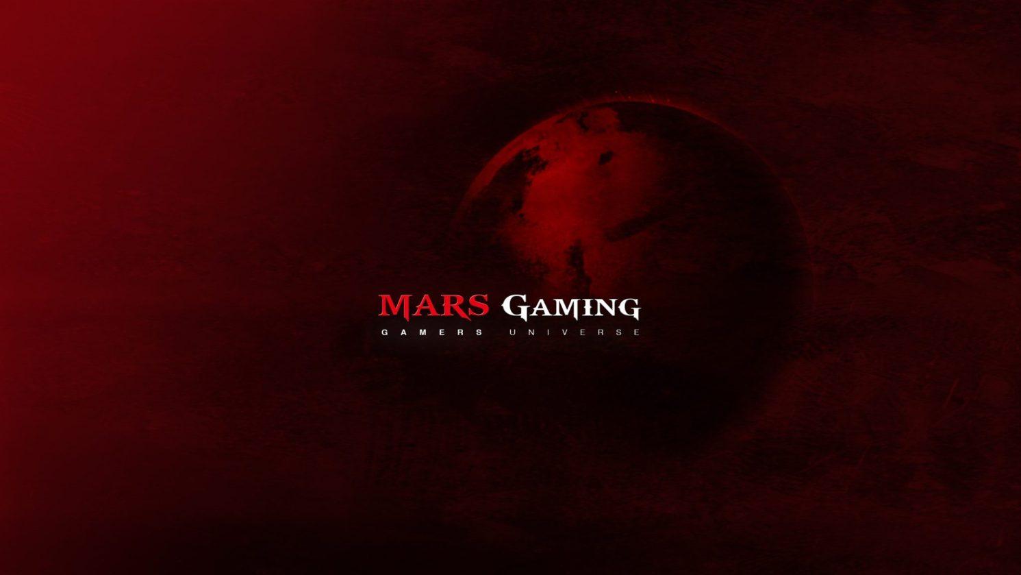 MARS GAMING WALLPAPER