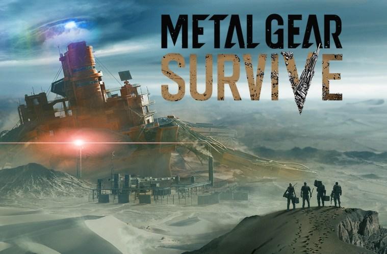 Requisitos de Metal Gear Survive