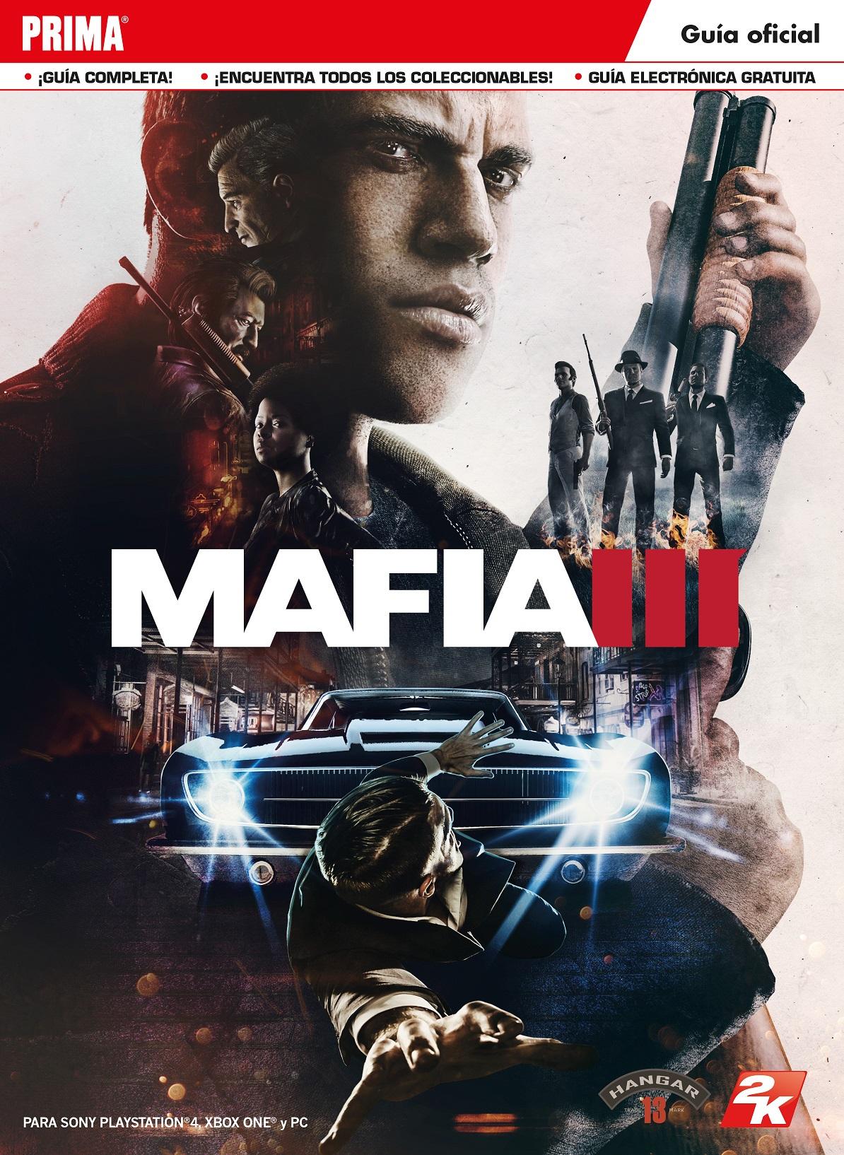 portada mafia iii guia