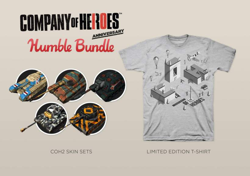 humble bundle company of heroes