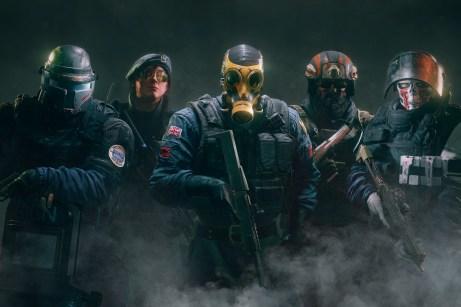 nueva generación de Rainbow Six Siege