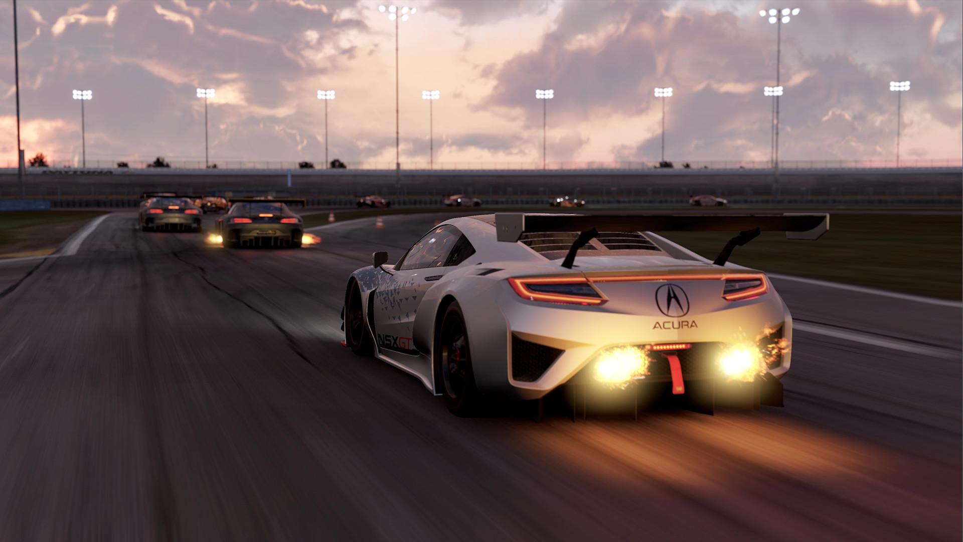 coches disponibles en Project CARS 2