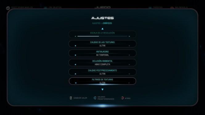 Mass Effect Andromeda Análisis Ajustes Graficos (2)