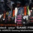 Gigabyte Aorus con códigos de Steam