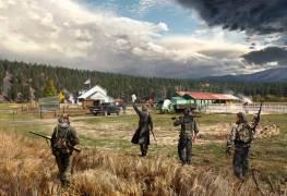 la Resistencia de Far Cry 5