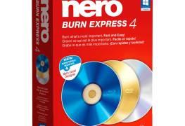 Nero BurnExpress 4