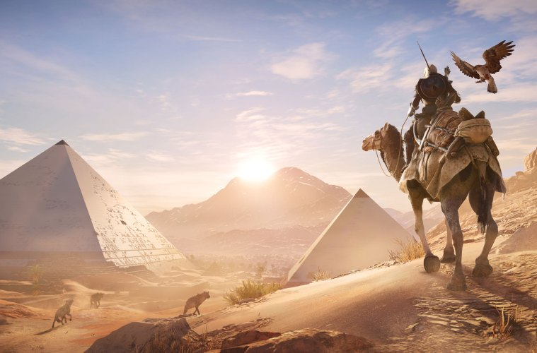 CGI de Assassin's Creed Origins