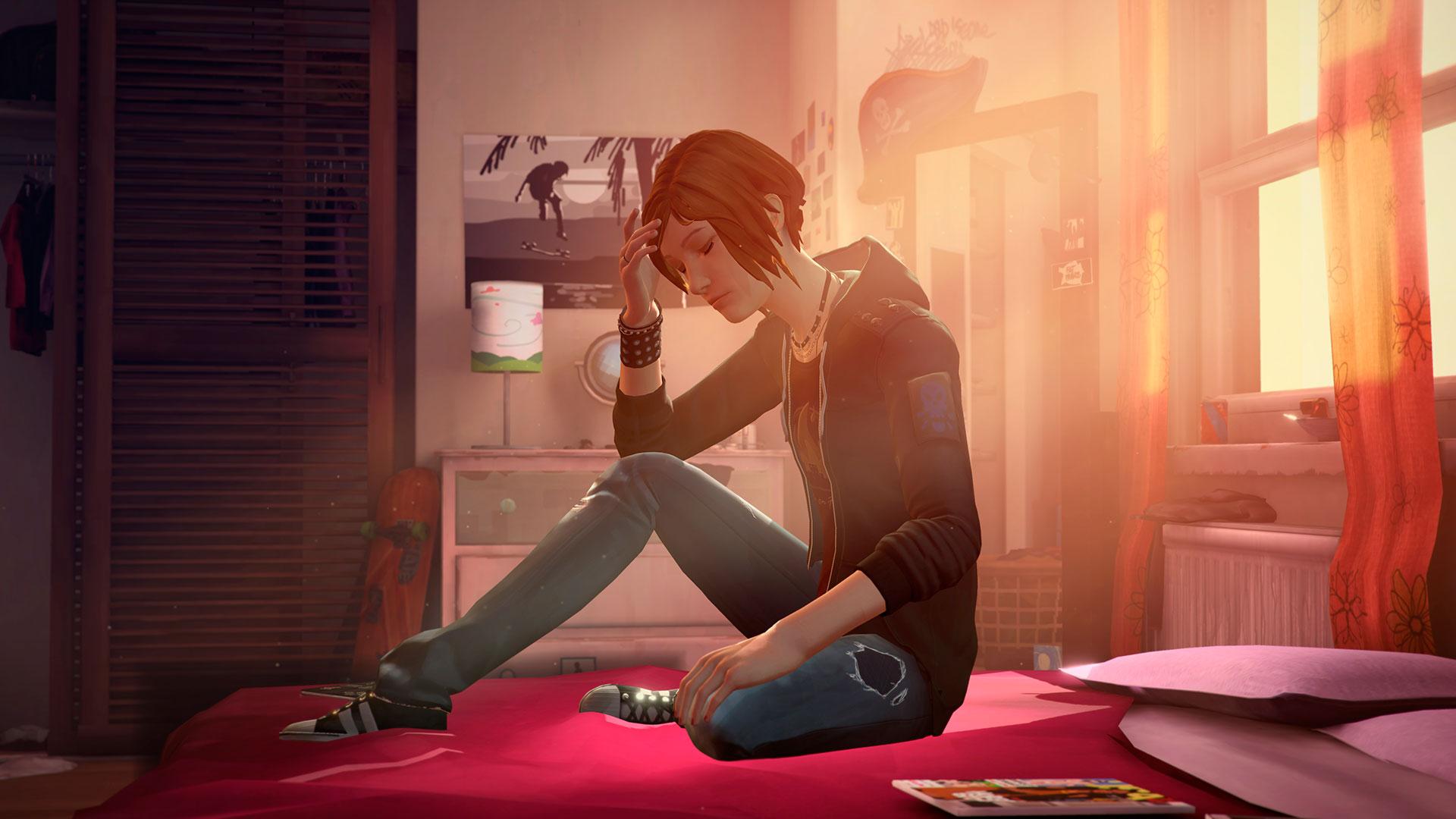 gameplay de Life is Strange: Before the Storm