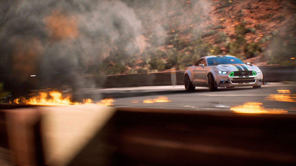 gameplay de Need for Speed Payback