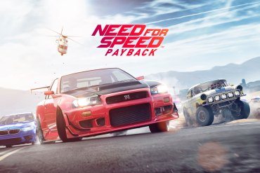 anuncio de Need for Speed Payback