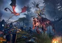 modo campaña de Total War: WARHAMMER II