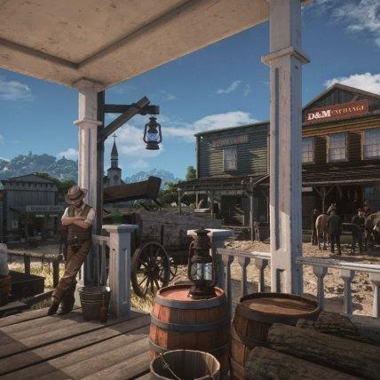 requisitos de Wild West Online