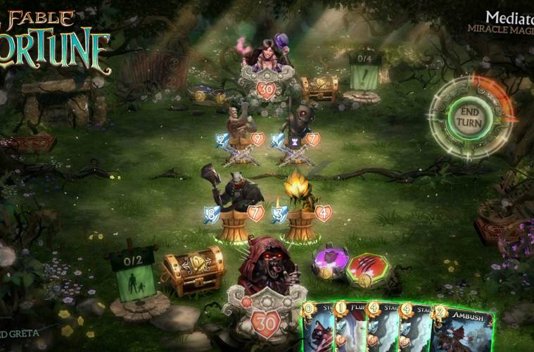 Fable Fortune dejará Early Access