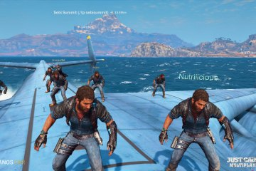 multijugador en Just Cause 3